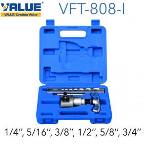 Dudgeonnière excentrique débrayable professionnelle VFT-808-I