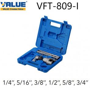 Dudgeonnière excentrique débrayable professionnelle VFT-809-I