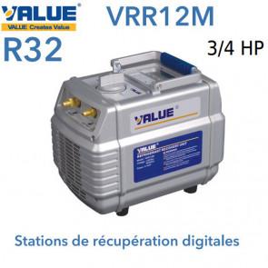 Station de récupération digitale VRR12M