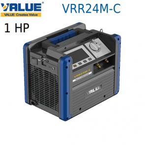 Station de Récupération Portable Digitale VRR24M-C de VALUE