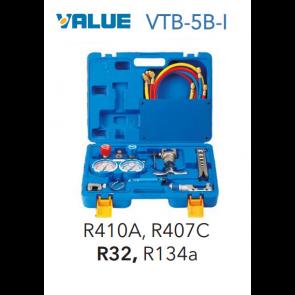 Coffret VTB-5B-I avec By-pass 2 voies complet + coupe tube + dudgeonnière