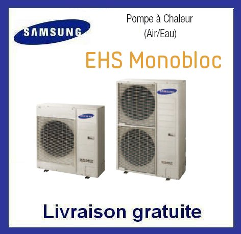 pompe chaleur ehs monobloc air eau rc140mhxga triphas ebay. Black Bedroom Furniture Sets. Home Design Ideas